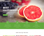 JoomShaper Organic Life Template