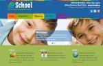 School Joomla 3.0 Responsive Tema