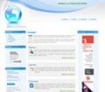 BlueGlobe Joomla Ücretsiz Template